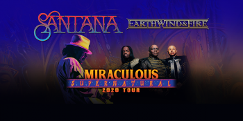 Santana with Earth, Wind, and Fire: