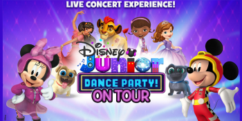 Disney Junior Dance Party in Boston