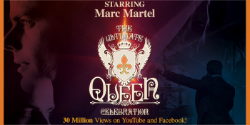 The Ultimate Queen Celebration starring Marc Martel in Milwaukee