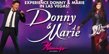 Donny & Marie in Las Vegas