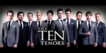 Ten Tenors - Home for the Holidays with the Colorado Symphony in Denver