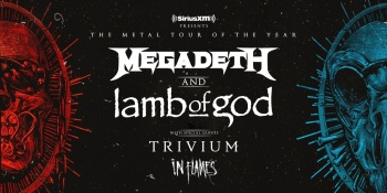 Megadeth and Lamb of God: