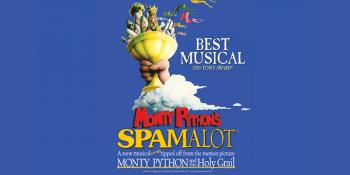 Monty Python's SPAMALOT in St. Louis