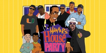MC Hammer's House Party Tour at DTE Energy Music Theatre
