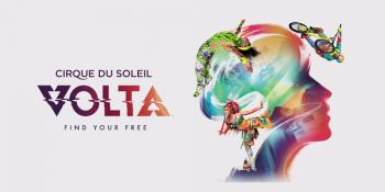 Cirque du Soleil VOLTA in San Francisco
