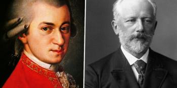 Mozart & Tchaikovsky at the Hollywood Bowl