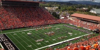 Oregon State University Beavers Games