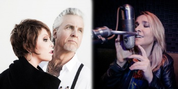 Pat Benatar & Neil Giraldo with Melissa Etheridge at Wolf Trap