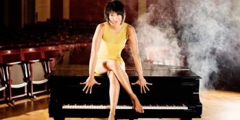 Yuja Wang Plays Shostakovich at the Hollywood Bowl
