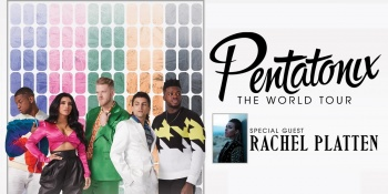 Pentatonix: The World Tour at Von Braun Center Arena