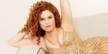 Bernadette Peters at Walt Disney Concert Hall