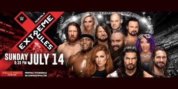 WWE Extreme Rules in Philadelphia