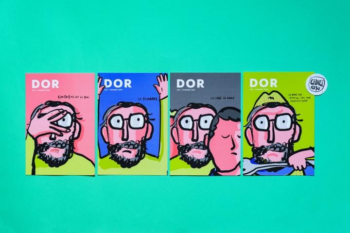 Set ilustrații DoR #33