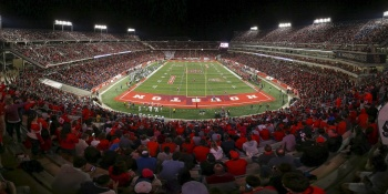 Houston Cougars Football Games