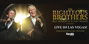 Righteous Brothers in Las Vegas