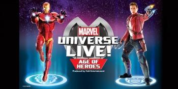 Marvel Universe LIVE! in Cleveland