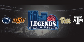Legends Classic Basketball Doubleheader at Barclays Center