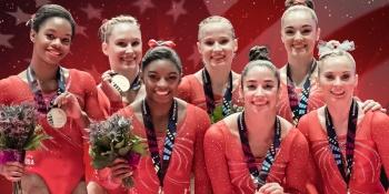 Kellogg's Tour of Gymnastics Champions in New York