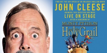 John Cleese with Monty Python & The Holy Grail Screening in Milwaukee