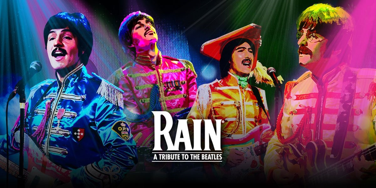 RAIN: A Tribute To The Beatles in Boston