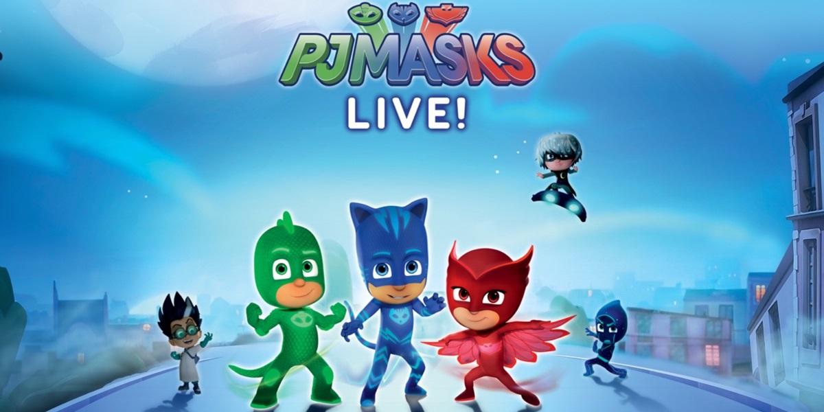 PJ Masks Live! at Santander Arena