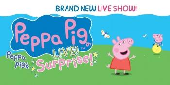 Peppa Pig Live! Peppa Pig's Surprise! in Ft. Lauderdale