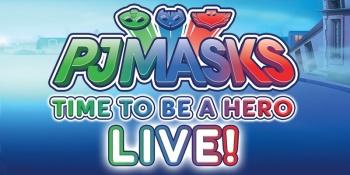 PJ Masks Live! in Boston