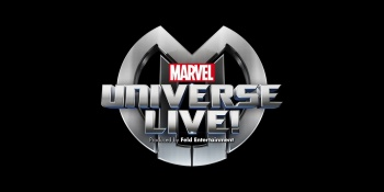 Marvel Universe LIVE! Age of Heroes at Barclays Center