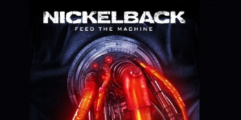 Nickelback: Feed the Machine Tour in Mountain View, CA