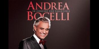 Andrea Bocelli in Tampa