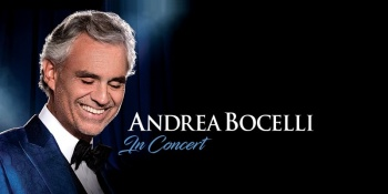 Andrea Bocelli in Detroit