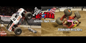 All Star Monster Truck Tour in West Valley City