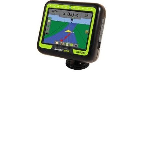 GPS agricol Matrix PRO 570 GSI - ultimul model: ghidare si masurare suprafete agricole