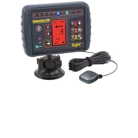 GPS agricol: Centerline 220: ghidare/jalonare