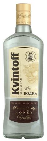 Vodka KVINTOFF de Miere