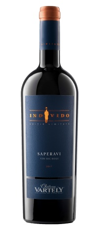 Individo SAPERAVI - limited edition - Chateau Vartely