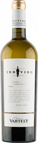 Individo - Traminer & Sauvignon Blanc - Chateau Vartely