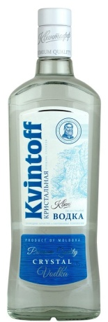 Vodka KVINTOFF Crystal