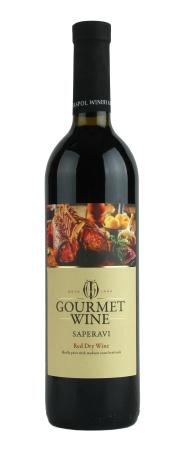 GOURMET WINE - SAPERAVI