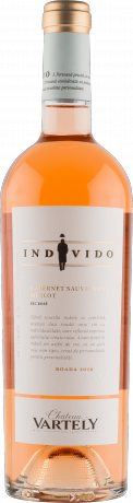 Individo Cabernet Sauvignon&Merlot rose