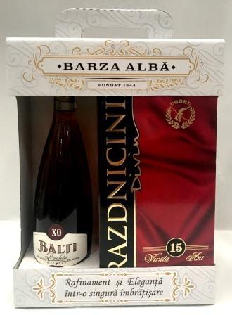 Barza Alba BOX