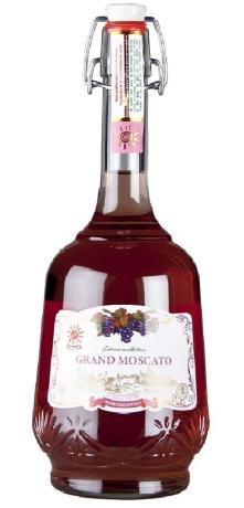 Letto Grand Moscato Rose