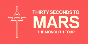Thirty Seconds to Mars - The Monolith Tour 2018