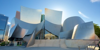 Leslie Odom Jr. at Walt Disney Concert Hall