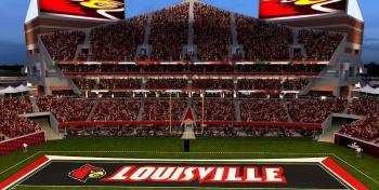 Louisville Cardinals Football Games