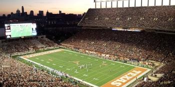 Texas Longhorns Football Games