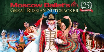 Moscow Ballet Great Russian Nutcracker in San Antonio