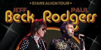 Jeff Beck, Paul Rodgers, & Ann Wilson Stars Align Tour 2018