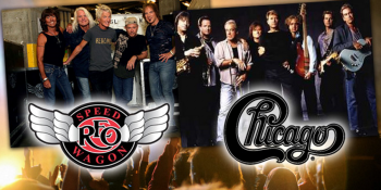 Chicago & REO Speedwagon 2018 Summer Tour