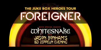 Foreigner: The Juke Box Heroes Tour 2018